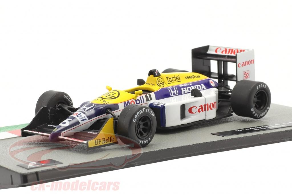 altaya-1-43-nelson-piquet-williams-fw11b-no6-formule-1-wereldkampioen-1987-ck69019/