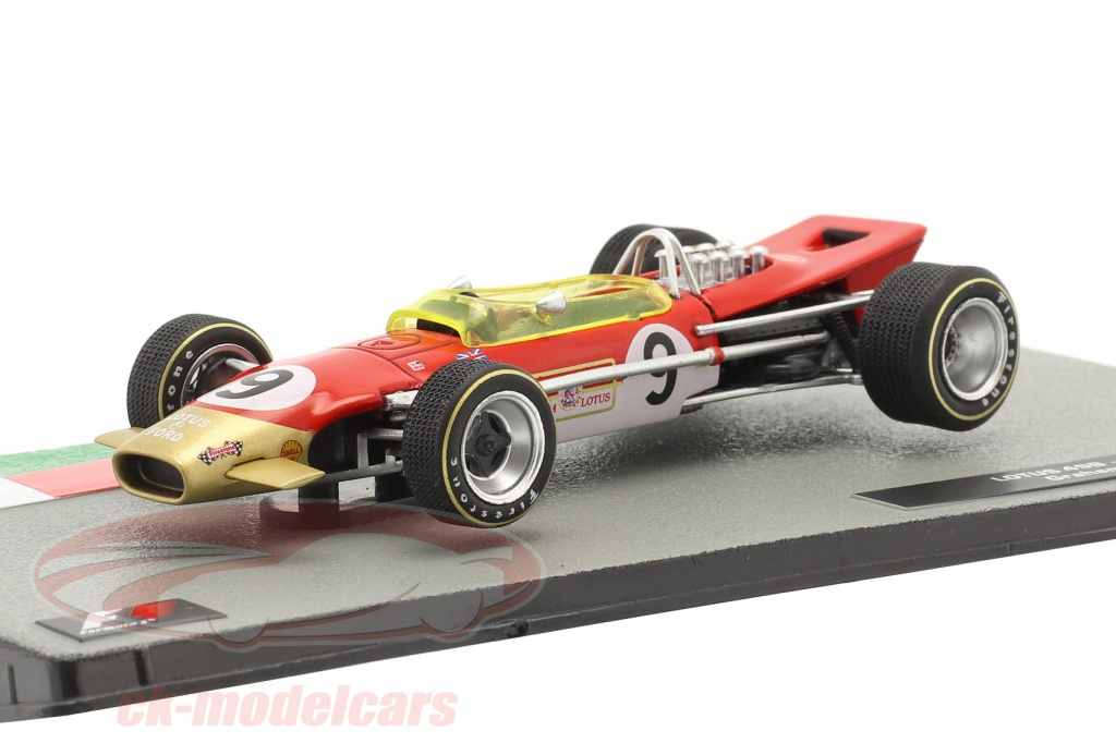 altaya-1-43-graham-hill-lotus-49b-no9-ganador-monaco-gp-formula-1-campeon-mundial-1968-ck69016/