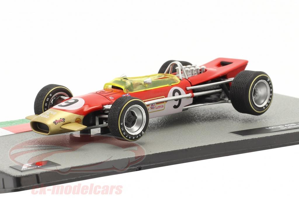 altaya-1-43-graham-hill-lotus-49b-no9-vinder-monaco-gp-formel-1-verdensmester-1968-ck69016/