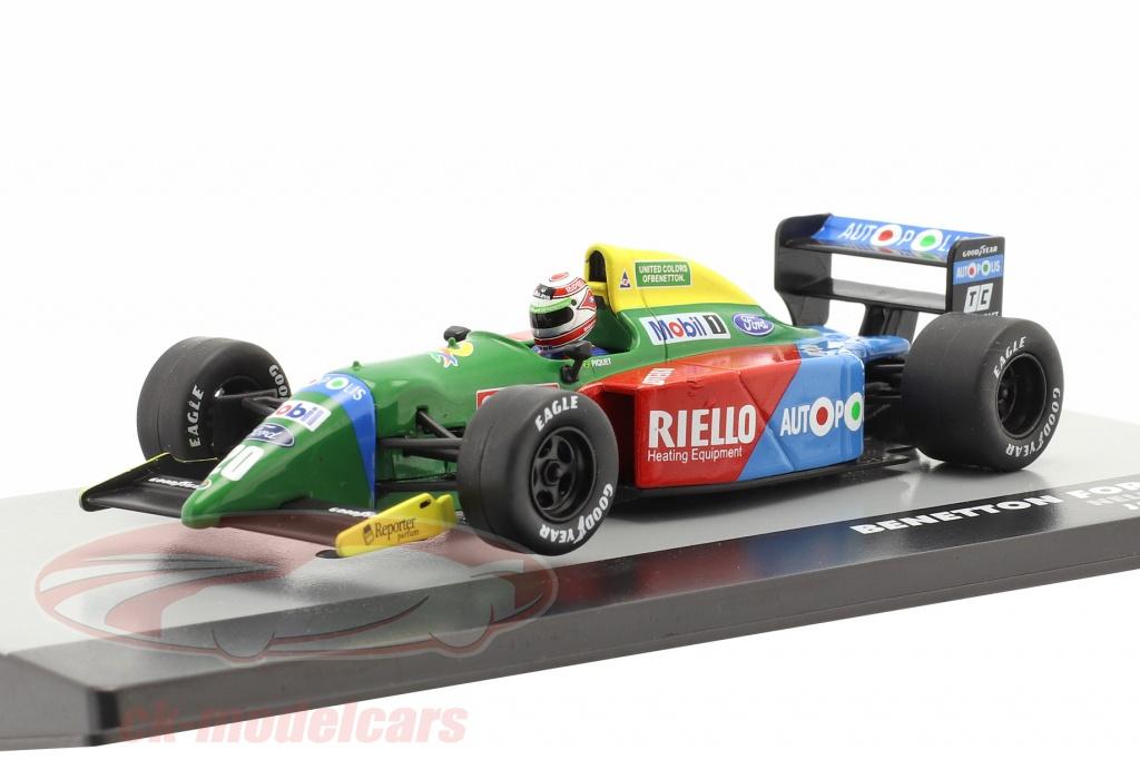 altaya-1-43-nelson-piquet-benetton-ford-b190-no20-winner-japan-gp-formula-1-1990-ck29128/