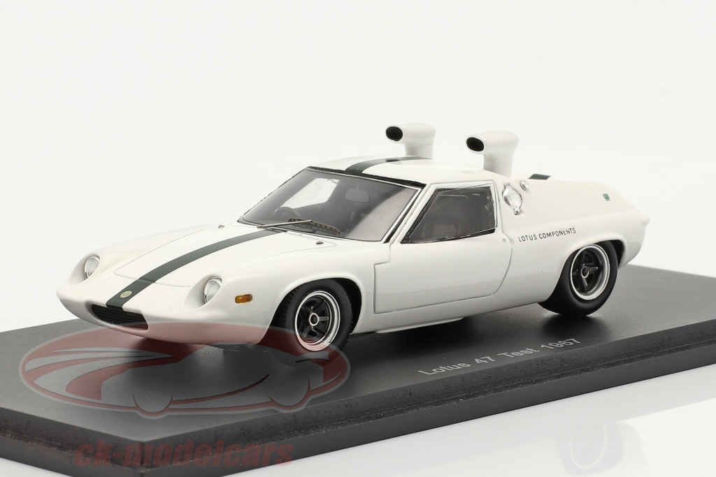 spark-1-43-lotus-47-schnorkel-test-car-1967-white-s1246/