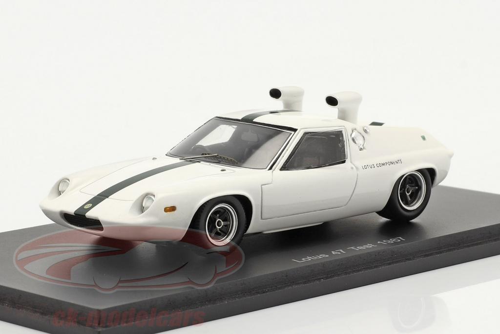 spark-1-43-lotus-47-schnorkel-test-voiture-1967-blanc-s1246/