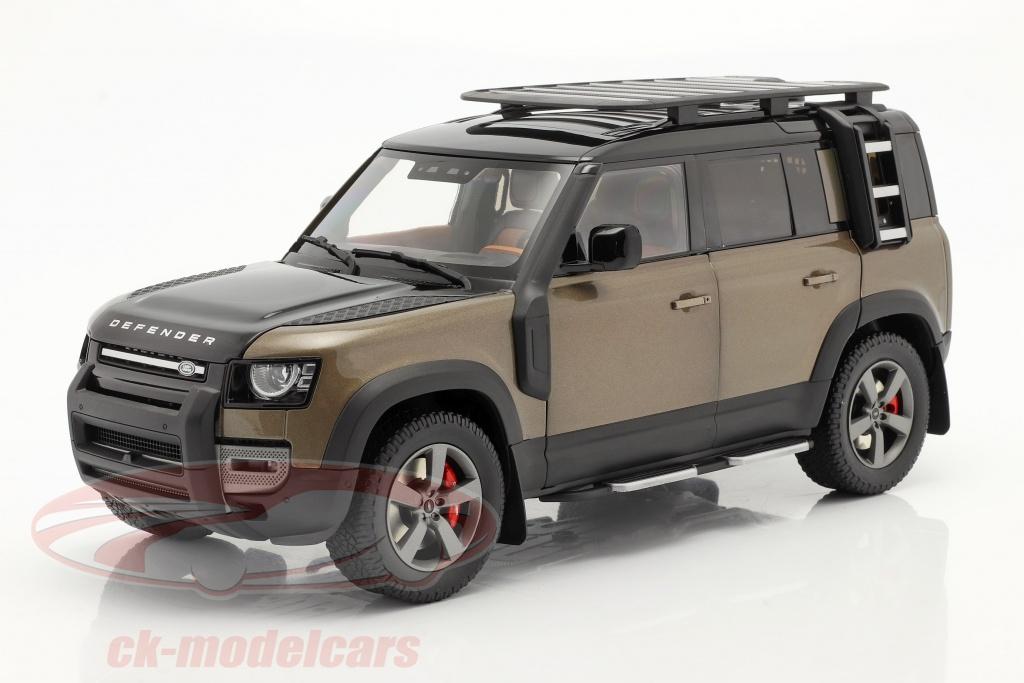 almost-real-1-18-land-rover-defender-110-anno-di-costruzione-2020-marrone-metallico-alm810803/