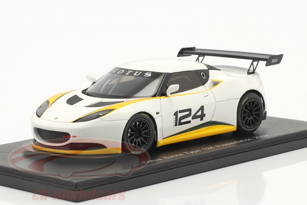 spark-1-43-lotus-evora-type-124-presentation-car-2009-s2204/