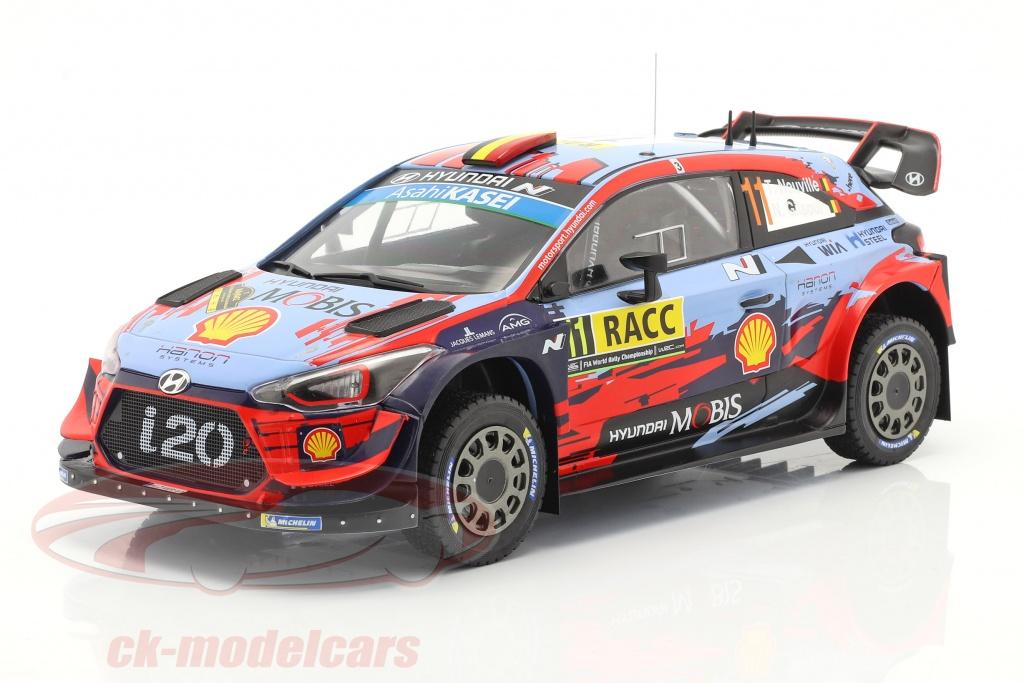 ixo-1-18-hyundai-i20-coupe-wrc-no11-rallye-2019-neuville-gilsoul-18rmc052a/