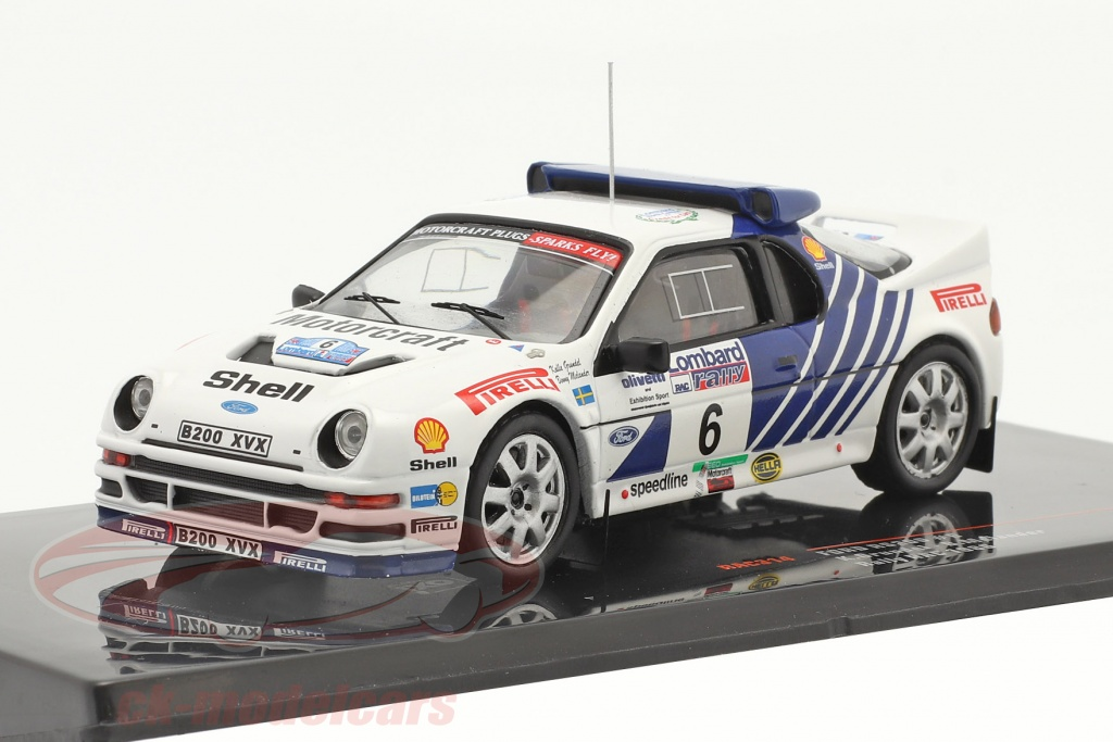 ixo-1-43-ford-rs200-no6-5th-lombard-rac-rallye-1986-grundel-melander-rac314/