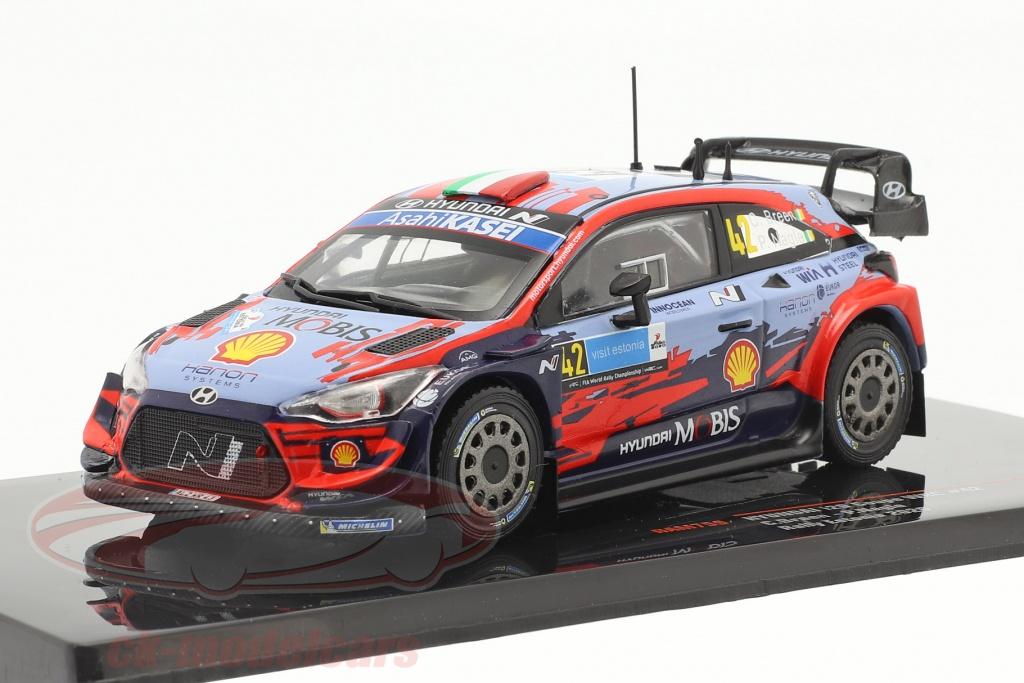 ixo-1-43-hyundai-i20-coupe-wrc-no42-2-rallye-estonia-2020-breen-nagle-ram759/