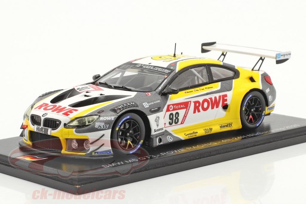 spark-1-43-bmw-m6-gt3-no98-4-24h-nuerburgring-2020-rowe-racing-sg683/