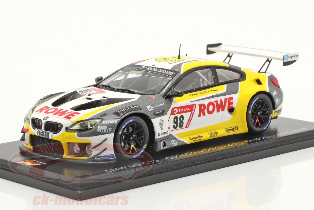 spark-1-43-bmw-m6-gt3-no98-4e-24h-nuerburgring-2020-rowe-racing-sg683/