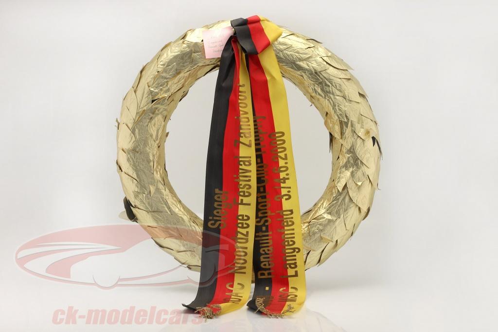 original-siegerkranz-dmsb-renault-sport-clio-trophy-zandvoort-2000-ck69133/