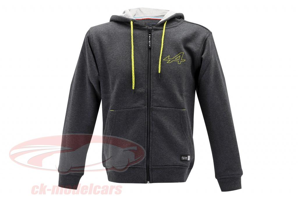 alpine-chaqueta-de-lana-gris-amarillo-ck69368/xs/