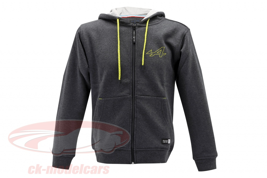 alpine-fleece-jacke-grau-gelb-ck69368/xs/