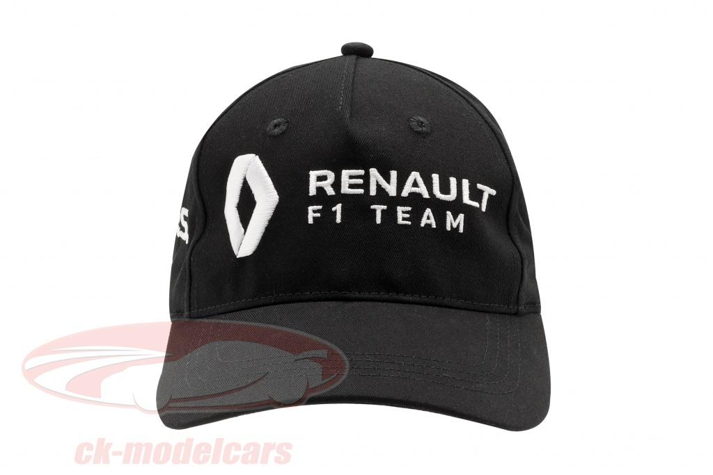 cap-renault-f1-team-preto-amarelo-criancas-7711942515/