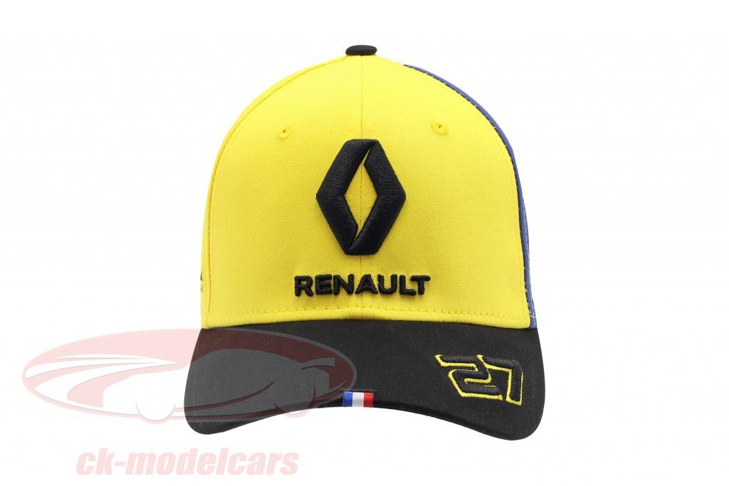 pet-renault-f1-team-2019-no27-huelkenberg-geel-zwart-wit-grootte-m-l-7711943385/