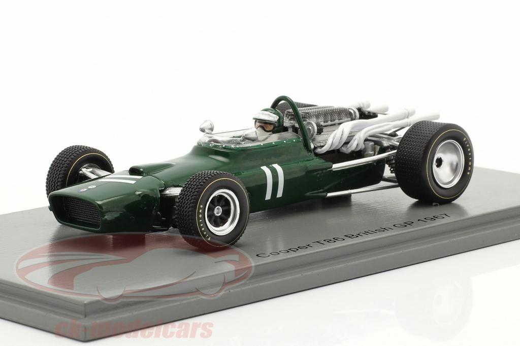 spark-1-43-jochen-rindt-cooper-t86-no11-britisk-gp-formel-1-1967-s5295/