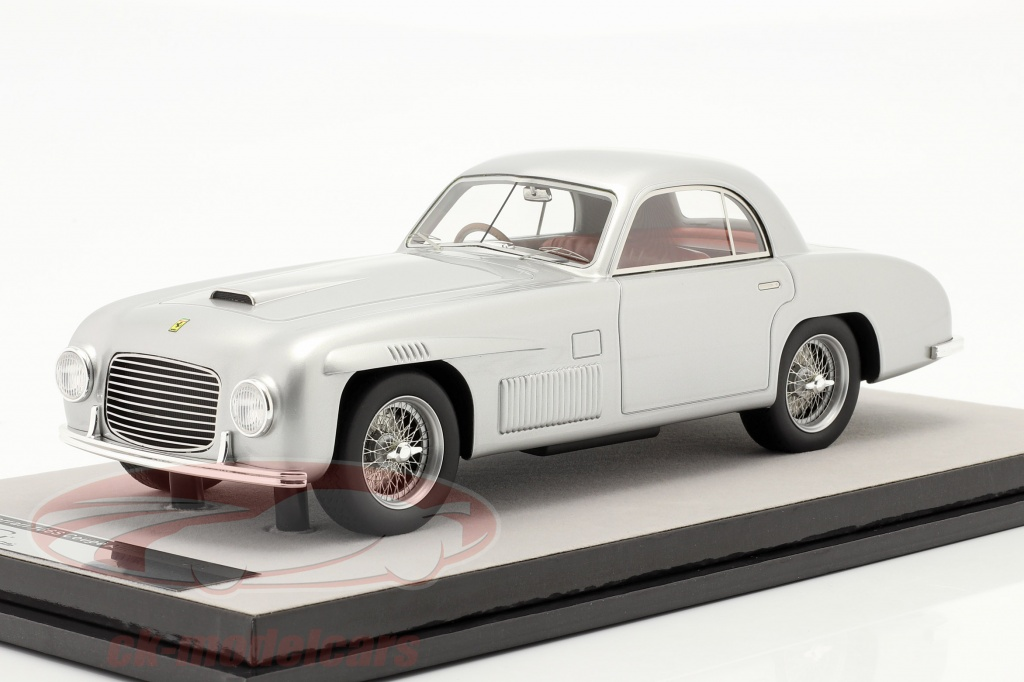 tecnomodel-1-18-ferrari-166s-coupe-allemano-versao-de-rua-1948-prata-metalico-tm18-155d/