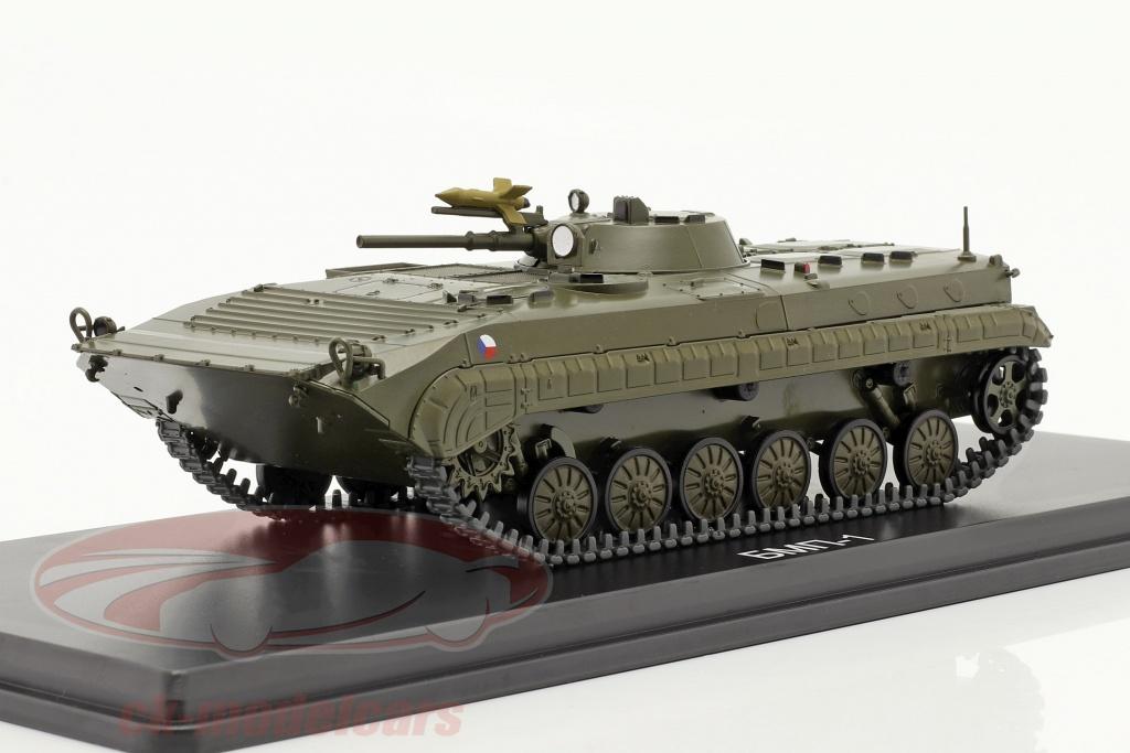 1-43-bmp-1-militaer-cz-schuetzenpanzer-dunkeloliv-start-scale-models-ssm3012/