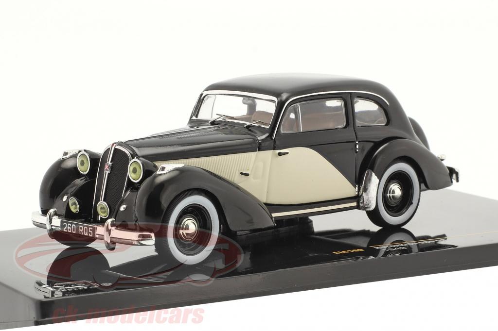 ixo-1-43-hotchkiss-686-gs-baujahr-1949-schwarz-elfenbein-clc190/