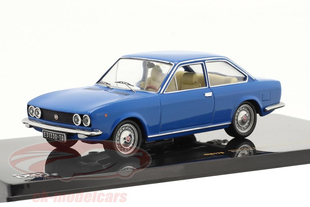ixo-1-43-fiat-124-coupe-annee-de-construction-1971-bleu-clc170/