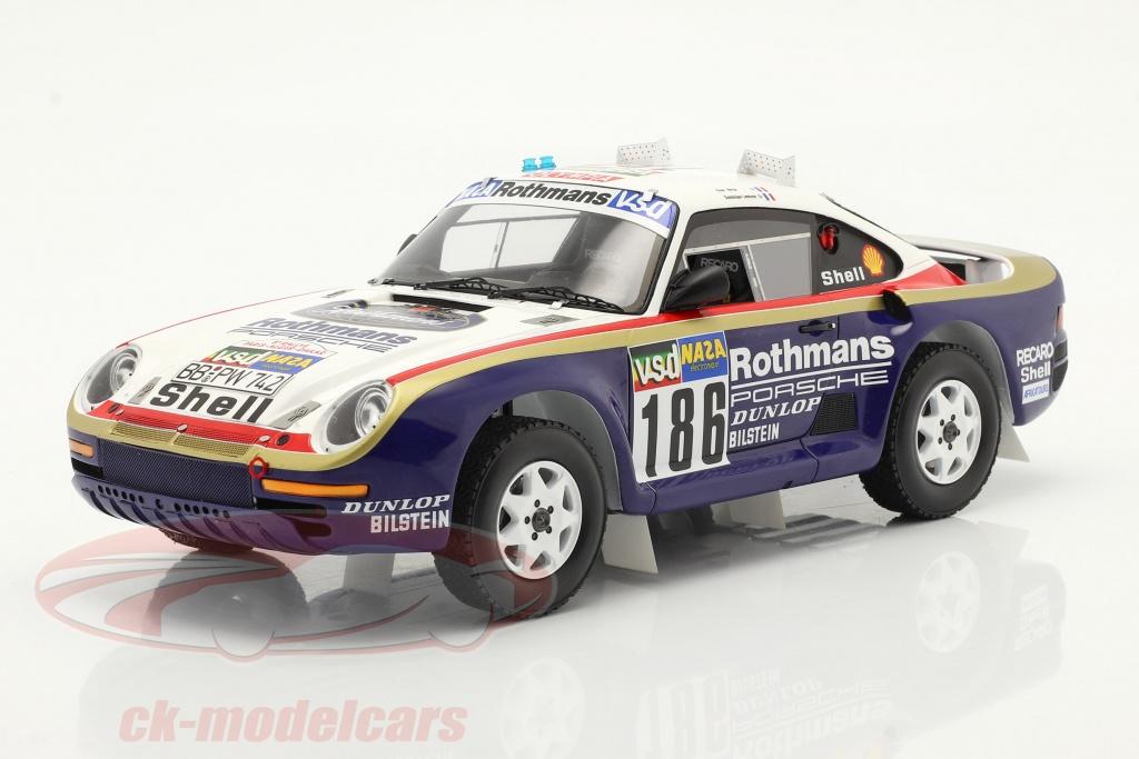 spark-1-18-porsche-959-no186-vincitore-rallye-paris-dakar-1986-con-vetrina-wap0219590nrll/