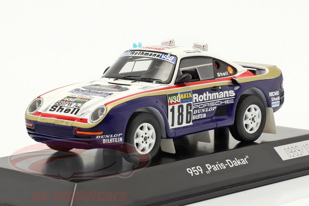 spark-1-43-porsche-959-no186-vincitore-rallye-paris-dakar-1986-metge-lemoyne-wap0209590nrll/