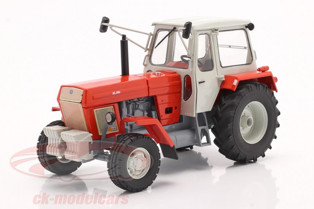 schuco-1-32-fortschritt-zt-304-tractor-rood-wit-450782700/
