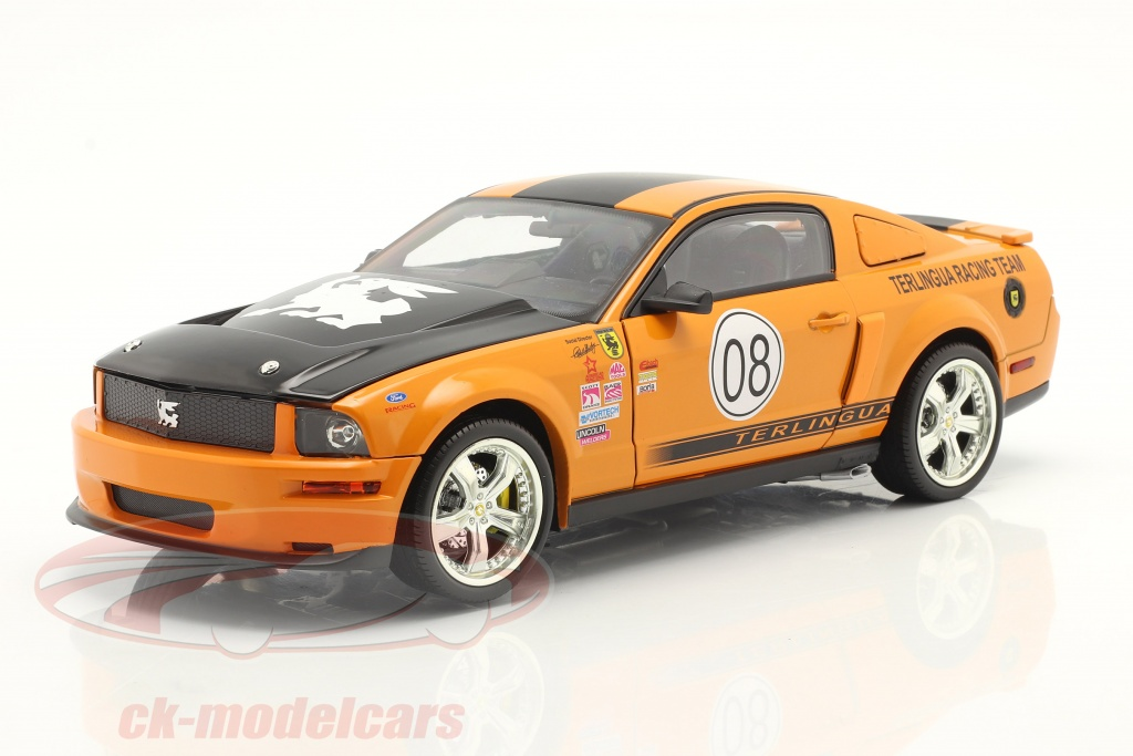shelby-collectibles-1-18-ford-mustang-shelby-gt-no08-terlingua-racing-2008-orange-shelby297/