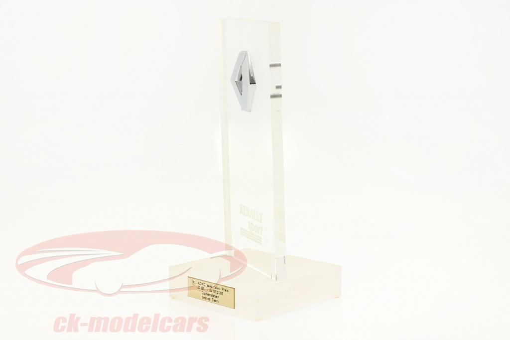 trophy-gagnant-classement-par-equipe-eurospeedway-lausitz-formule-renault-20-2003-ck69126/