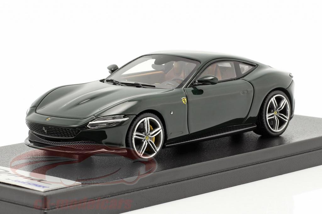 looksmart-1-43-ferrari-roma-year-2020-abetone-green-ls508k/