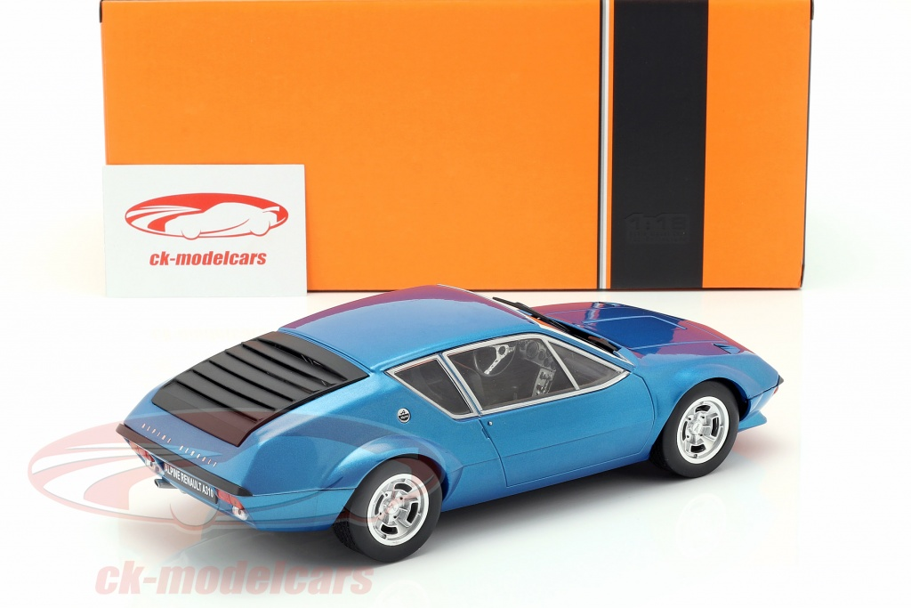 ixo-1-18-alpine-renault-a310-anno-di-costruzione-1974-blu-metallico-2-scelta-ck69224-2-wahl/
