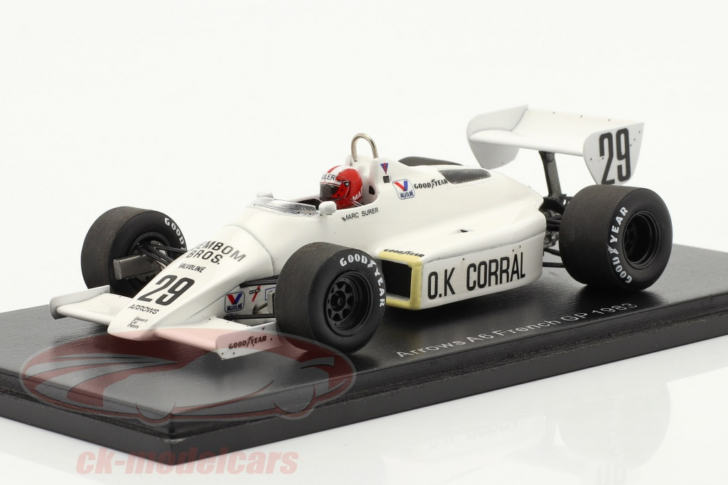 spark-1-43-marc-surer-arrows-a6-no29-french-gp-formula-1-1983-s5781/
