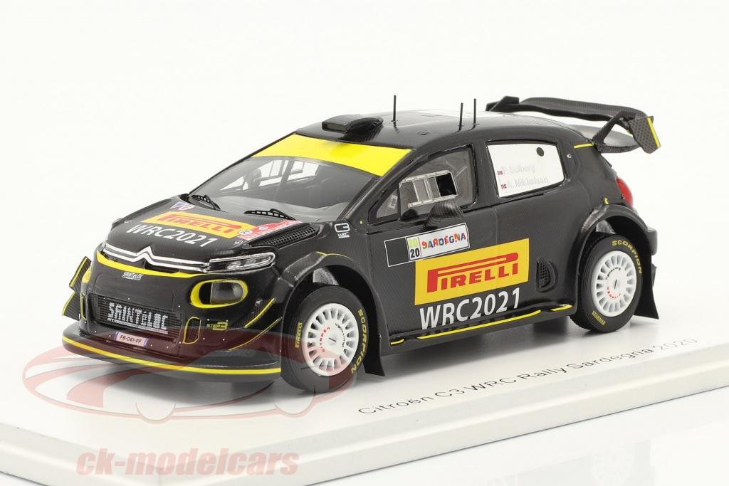 spark-1-43-citroen-c3-wrc-no21-rally-sardegna-2020-pirelli-tires-test-s6574/