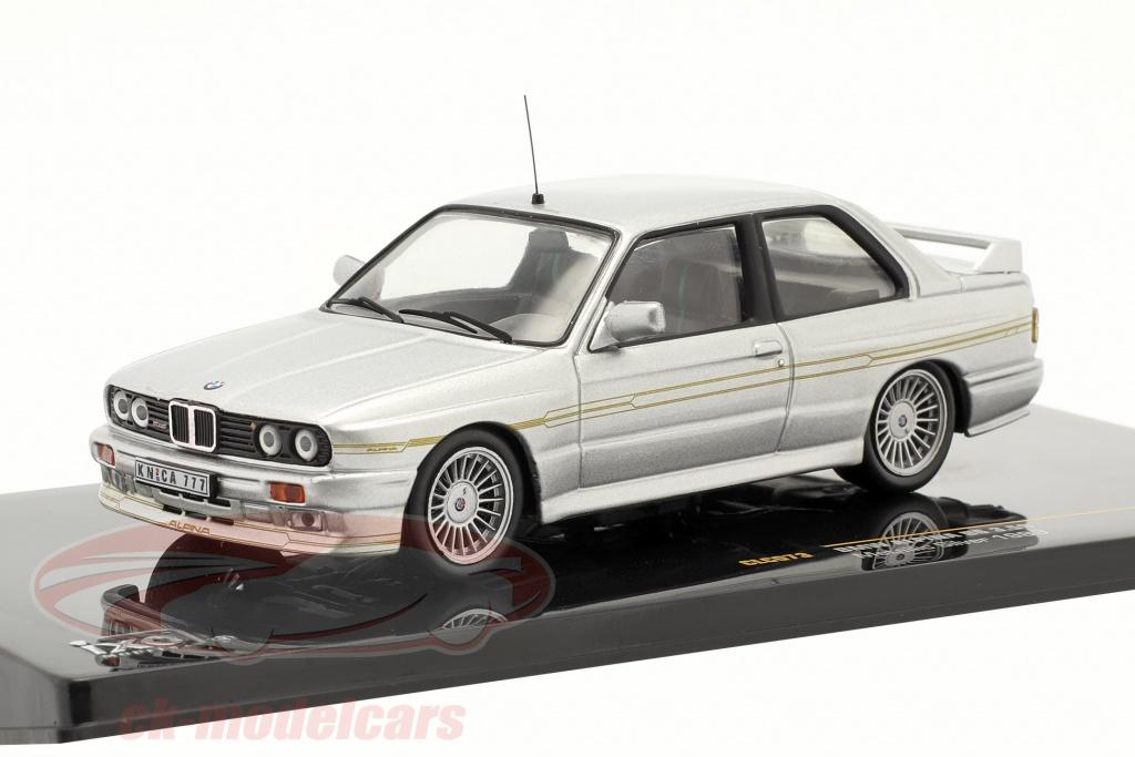 ixo-1-43-bmw-alpina-b6-35s-year-1989-silver-metallic-silver-metallic-clc073/