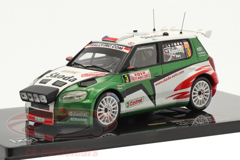 ixo-1-43-kopecky-skoda-fabia-s2000-n-3-stray-rallye-monte-carlo-2010-ram422/