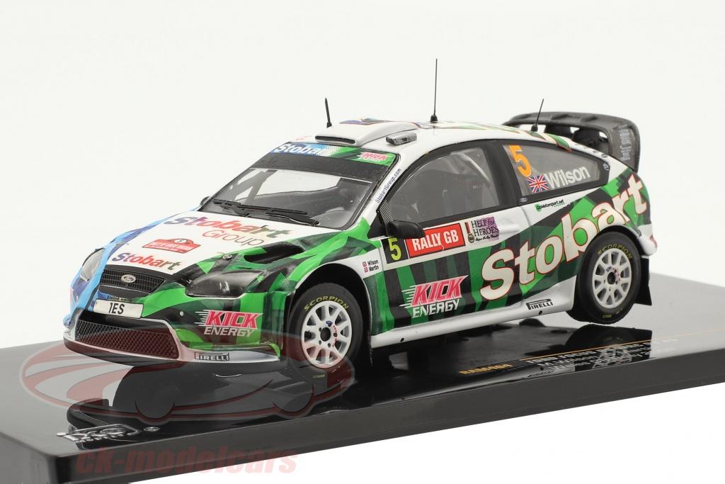 ixo-1-43-ford-focus-rs-wrc-08-nr-5-wilson-martin-wales-gb-rally-2009-ram404/