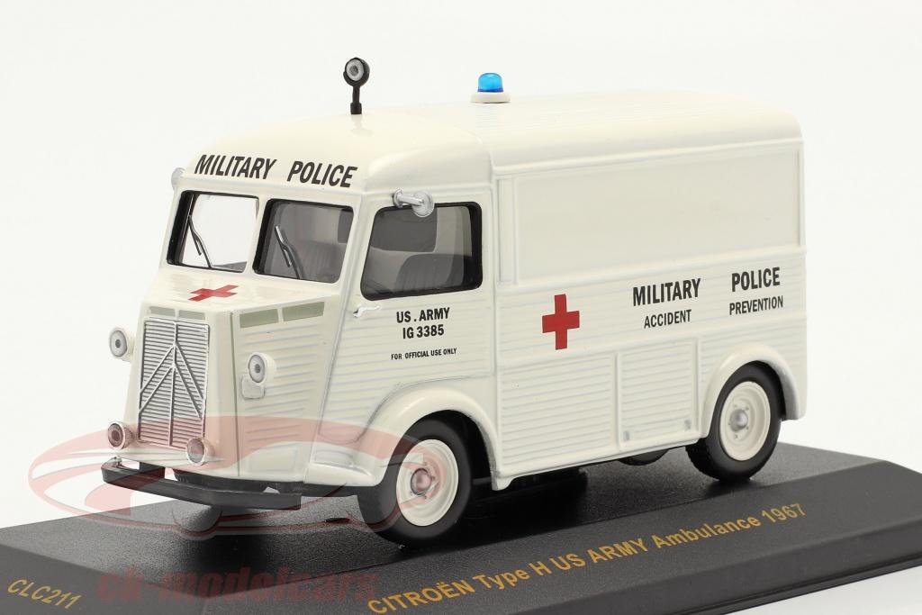 ixo-1-43-citron-tipo-h-ano-1967-los-eeuu-ejercito-ambulancia-clc211/