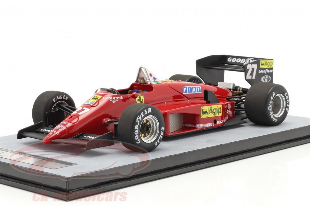 tecnomodel-1-18-m-alboreto-ferrari-156-85-no27-ganador-canadiense-gp-formula-1-1985-tm18-201b/