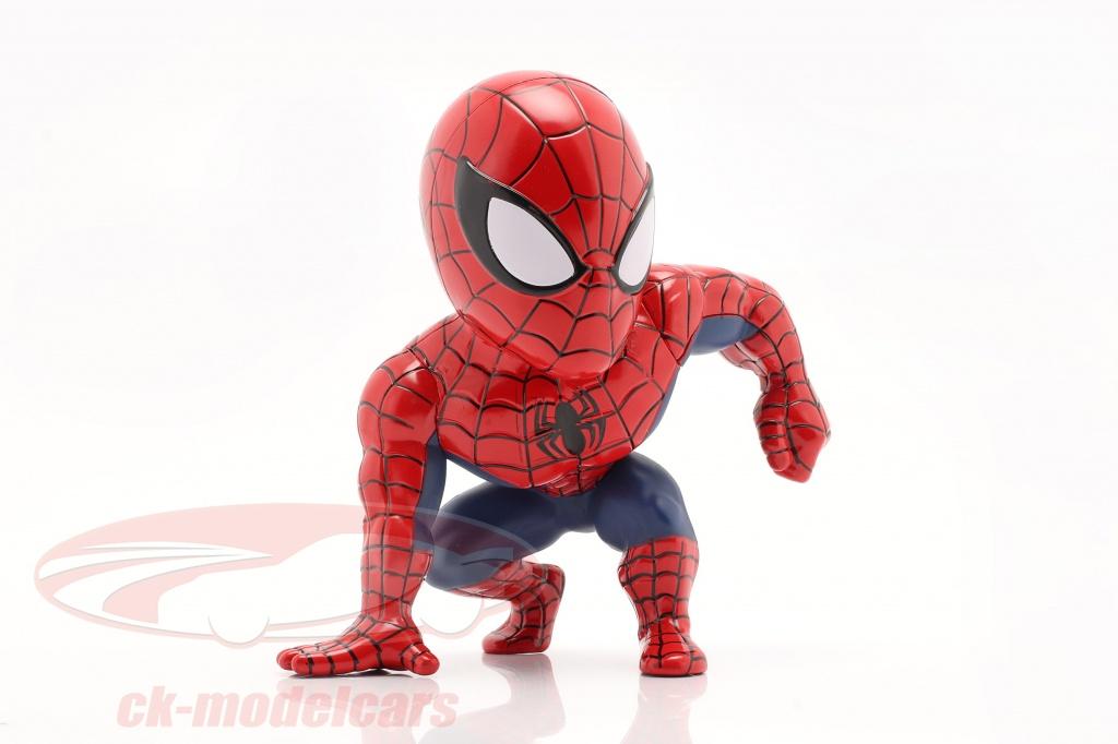 ultimate-spider-man-marvel-6-inch-chiffre-rouge-bleu-jada-toys-253223005/
