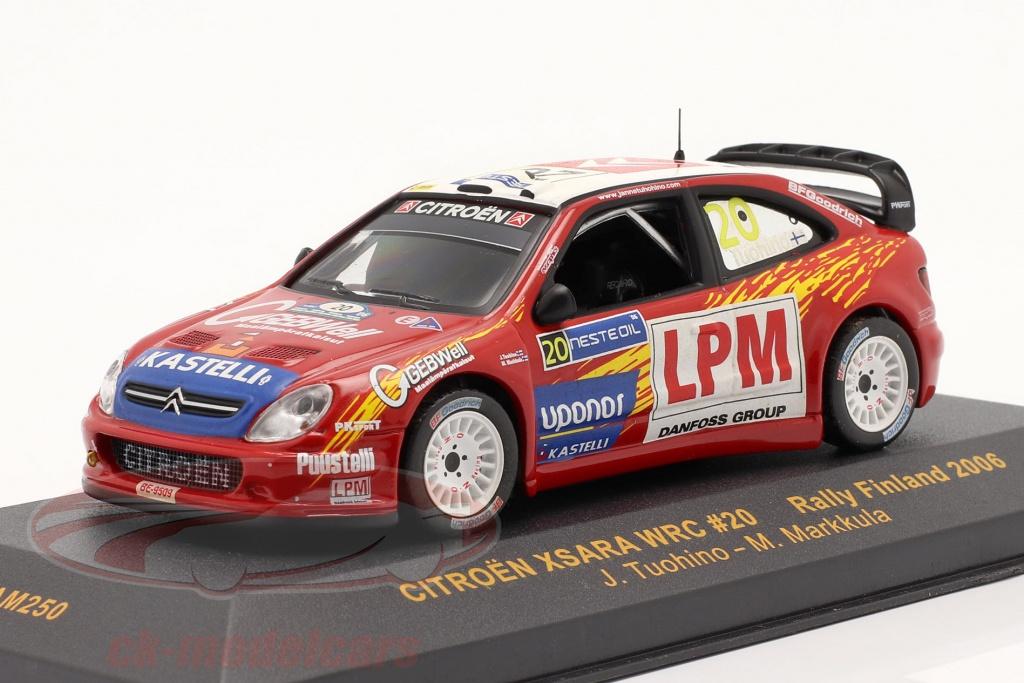 ixo-1-43-citroen-xsara-wrc-n-20-rally-finland-2006-ram250/
