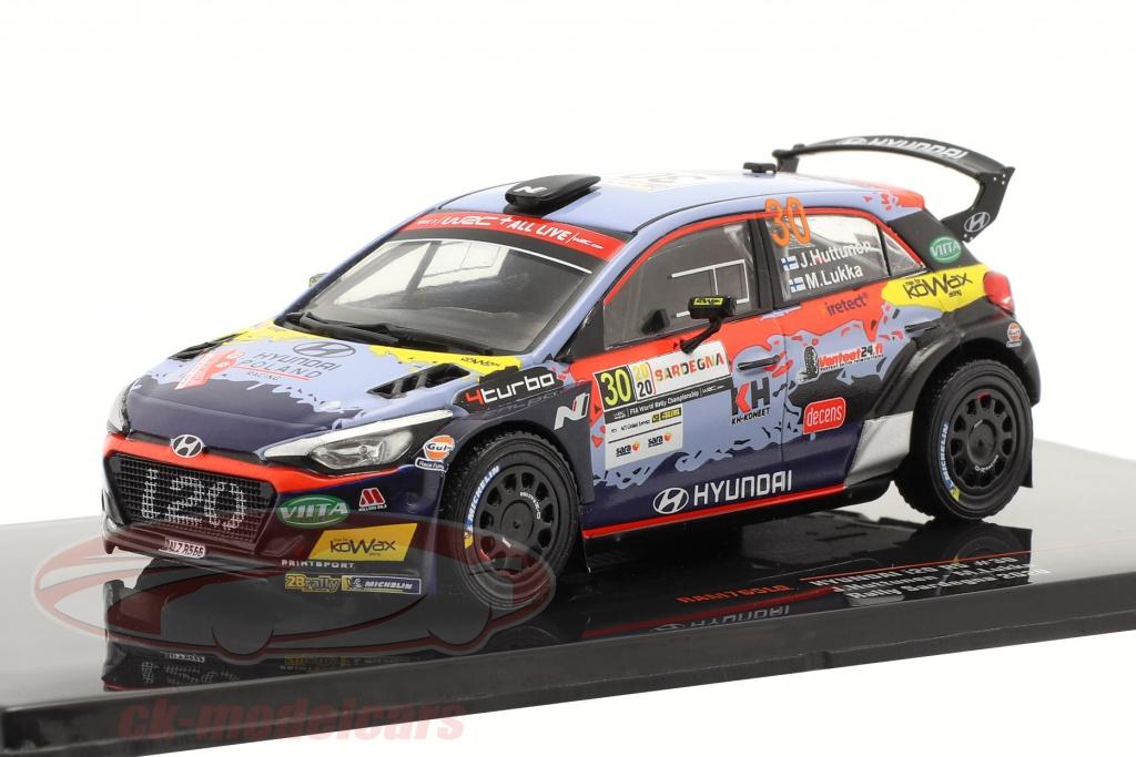 ixo-1-43-hyundai-i20-r5-no30-rallye-sardini-2020-huttunen-lukka-ram765lq/