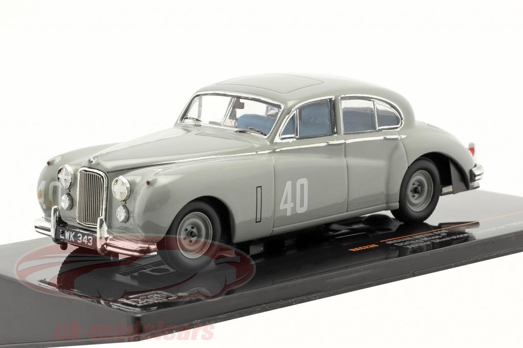 ixo-1-43-stirling-moss-jaguar-mkvii-no40-vinder-silverstone-touring-car-1953-rac238/