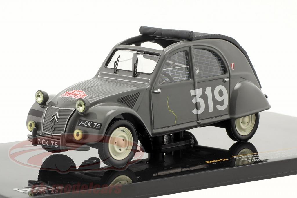 ixo-1-43-citroen-2cv-no319-m-bernier-j-duvey-rally-di-monte-carlo-1954-rac214/