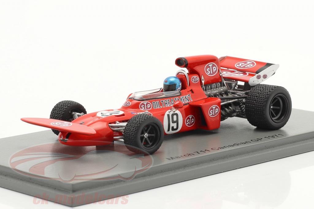 spark-1-43-mike-beuttler-march-711-no19-canadien-gp-formule-1-1971-s7262/