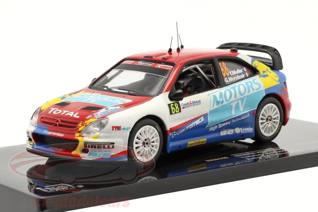 ixo-1-43-citroen-xsara-68-rallye-de-france-2010-ram446/