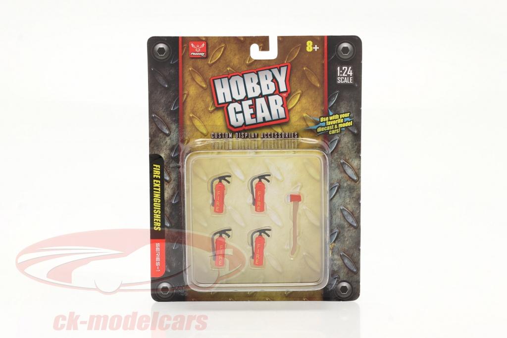 brandslukker-set-4-stykker-med-kse-1-24-hobbygear-hg17017/