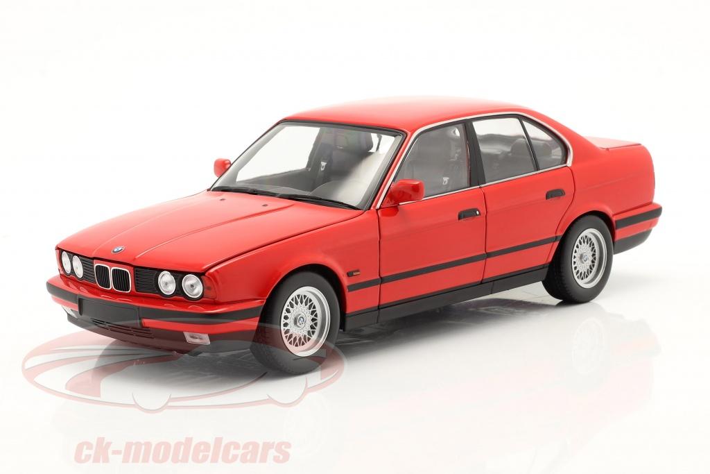 minichamps-1-18-bmw-535i-e34-ano-de-construcao-1988-vermelho-100024006/