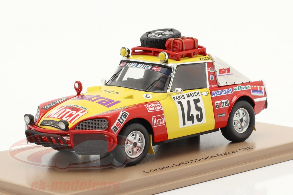 spark-1-43-citroen-ds23-no145-rallye-paris-dakar-1981-roncin-quenti-darmendrail-s5538/