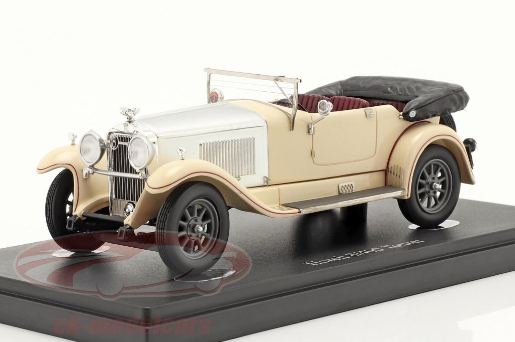 autocult-1-43-horch-8-400-tourer-bouwjaar-1930-ivoor-zilver-02025/