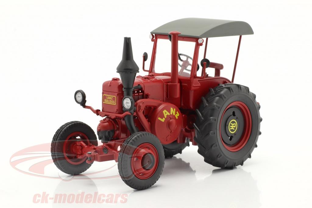 schuco-1-32-lanz-bulldog-met-top-rood-450783600/
