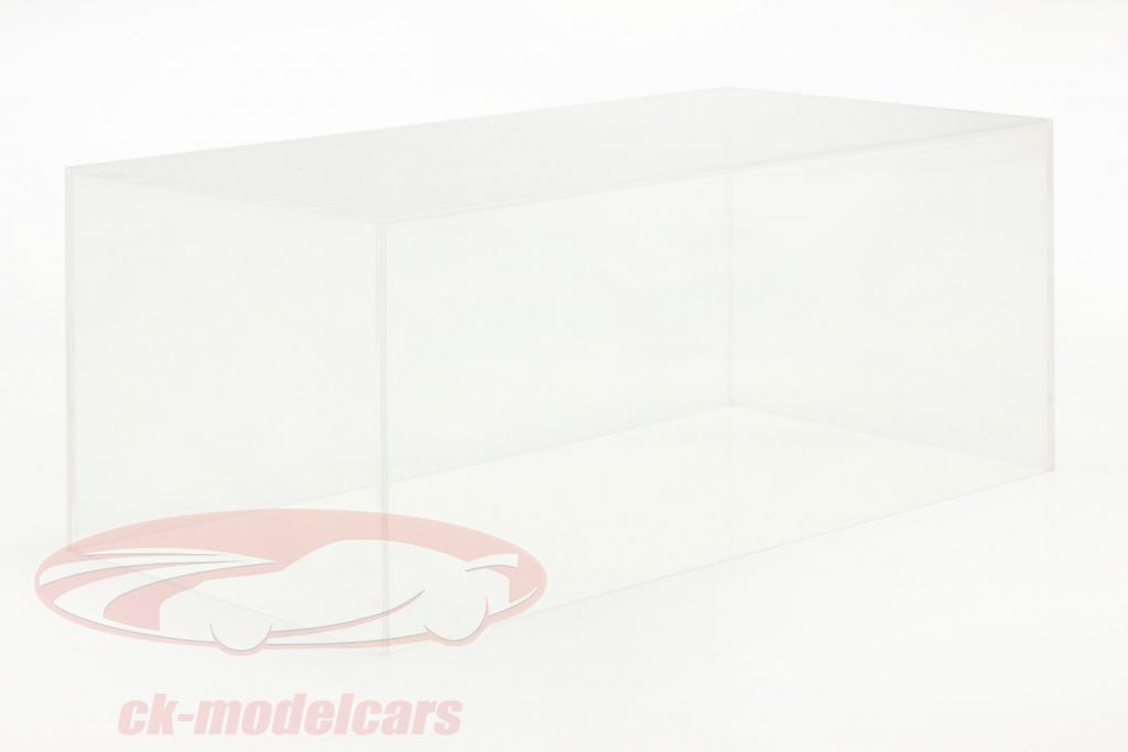 hj-kvalitet-akryl-udstillingsvindue-dksel-til-modelbiler-i-skala-1-18-tecnomodel-tm18-v18/
